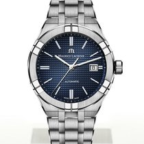 Maurice Lacroix Staal 42mm Automatisch AI6008-SS002-430-1 nieuw