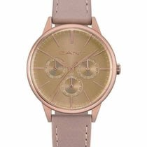 afbf1a38e9b Gant Relógio de senhora novo 36mm. Gant GTAD05400699I Sacramento Damen 36mm  5ATM