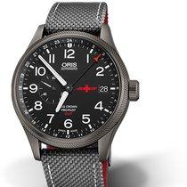 Oris Big Crown ProPilot GMT Steel 45mm Black