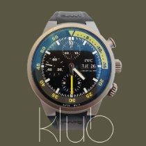 IWC IW371918 Titanium Aquatimer Chronograph 42mm pre-owned