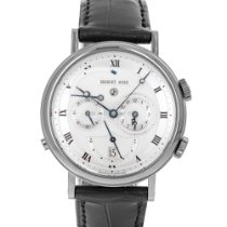 Breguet Classique White gold 39mm Silver Roman numerals United States of America, Maryland, Baltimore, MD