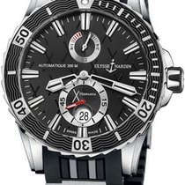 Ulysse Nardin Diver Chronometer Titanium 44mm Black United States of America, California, Moorpark