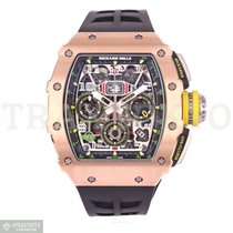 Richard Mille RM011-03 Rose gold 2018 RM 011 49.94mm pre-owned