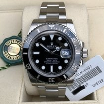 Rolex Submariner Date pre-owned 40mm Steel