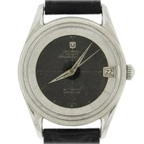 Universal Genève Steel Automatic pre-owned United States of America, New York, New York