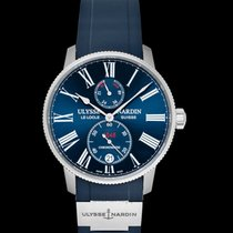 Ulysse Nardin 42mm Automatic 1183-310-3/43 new United States of America, California, San Mateo