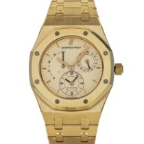 Audemars Piguet Royal Oak Dual Time Yellow gold 36mm Champagne United States of America, Maryland, Baltimore, MD