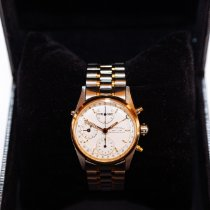 Eberhard & Co. Gold/Steel 36mm Automatic new