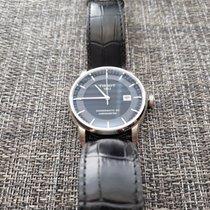 Tissot Luxury Automatic Zeljezo Crn Bez brojeva