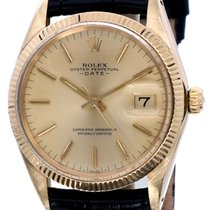 Rolex Oyster Perpetual Date 1503 1975 occasion