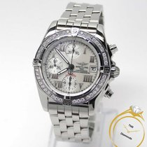 Breitling Chrono Galactic 39mm Mother of pearl United States of America, Pennsylvania, Philadelphia