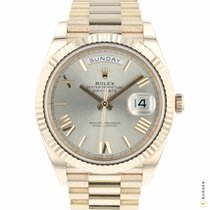 Rolex Rose gold 40mm Automatic 228235 pre-owned
