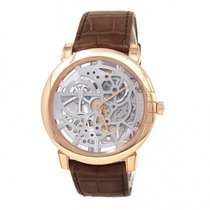 Harry Winston Midnight Rose gold 42mm Transparent United States of America, New York, New York