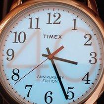 Timex Stahl 38mm Quarz TW2R40000  Easy Reader 40th Anniversary Edition neu