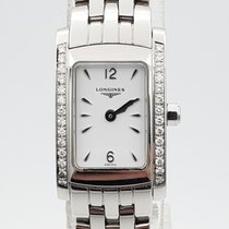 Longines Steel 20.4mm Quartz L5.158.0.16.6 pre-owned United States of America, New Jersey, Long Branch