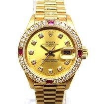 Rolex 69068 Oro amarillo 1990 Datejust 26mm usados España, Marbella