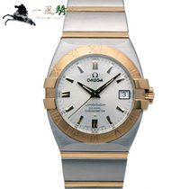 Omega 1201.30 Very good Gold/Steel 35mm Automatic