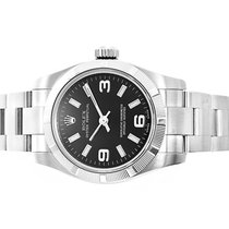 Rolex Oyster Perpetual 26 176210 Sehr gut Stahl 26mm Automatik