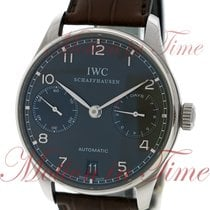 "IWC Portuguese Automatic 7-Day Power Reserve, ""Ardoise"" Grey..."