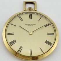 Favre-Leuba Reloj de Bolsillo Oro