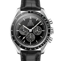 Omega Platino Cuerda manual nuevo Speedmaster Professional Moonwatch