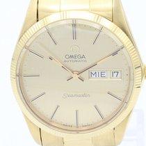 Omega Seamaster Oro Antiguo
