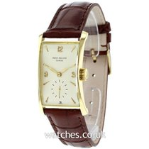 Patek Philippe Hour Glass 24mm White Arabic numerals