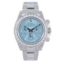 Rolex Cosmograph 116576 Daytona Platinum & Diamond Watch