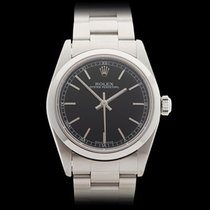 Rolex Oyster Perpetual Stainless Steel Ladies 77080 - W3600