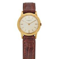 Vacheron Constantin   A Yellow Gold Wristwatch