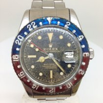 Rolex Original 1956 GMT-Master, Bakelite Bezel unpolished...