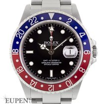 """Rolex Oyster Perpetual GMT-Master II """"Stick-Dial"""" Ref. 16710"""