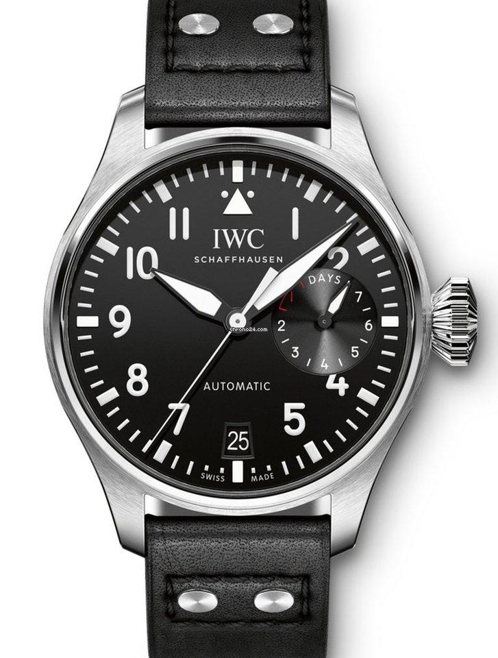 596a9abe59e IWC Big Pilot - Todos os preços de relógios IWC Big Pilot na Chrono24