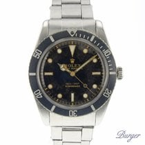 Rolex Submariner James Bond No Crown Guards