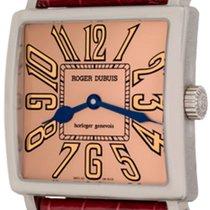 Roger Dubuis Golden Square White gold 40mm Arabic numerals United States of America, Texas, Dallas