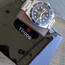 Tudor 79230B Steel Black Bay (Submodel)