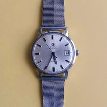 Omega Geneve Automatic Date 1969's Vintage