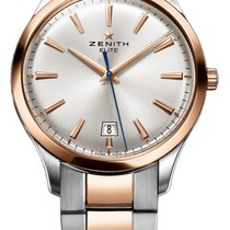 Zenith Gold/Steel 40mm Automatic new United States of America, New York, Airmont