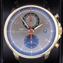 IWC Portugieser Yacht Club Rose Gold Chronograph IW390505