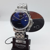 Bruno Söhnle Steel 36mm Automatic 17-12174-342 new