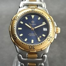 Zodiac Steel 38mm Automatic 306.46.33A new