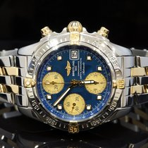Breitling B13358 Gold/Steel 2007 Chrono Cockpit 39mm pre-owned