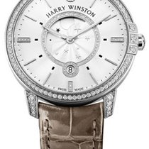 Harry Winston Midnight 450/LQMP39WL.WD1/D3.1 new