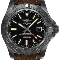 Breitling Avenger Blackbird new Automatic Watch with original box V1731010-BD12-108W