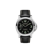Panerai Luminor Marina 8 Days occasion 44mm Noir Cuir
