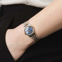 Rolex Oyster Perpetual Lady Date Goud/Staal 26mm Nederland, Amsterdam