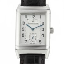 Jaeger-LeCoultre Reverso Grande Taille Steel 26mm Silver Arabic numerals United States of America, New York, New York