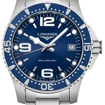 Longines HydroConquest L3.340.4.96.6 new