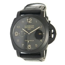 Panerai Luminor 1950 3 Days GMT Automatic PAM 441 подержанные