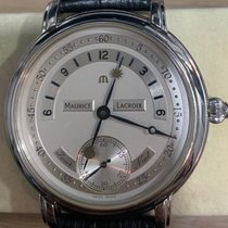 Maurice Lacroix Steel 44mm Manual winding MP7058-SS001-190 pre-owned